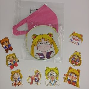 3 Items: Sailor Moon!